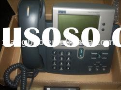 Used Cisco 7940g and 7941g IP Phone Terminal Telephone Set