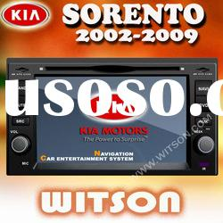 WITSON kia sorento car player with gps
