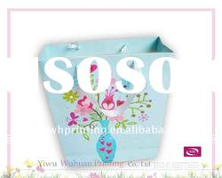 Wholesale Ecologically Paper Shopping Bag For Clothes