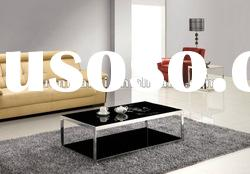 design glass coffee table KC915AT