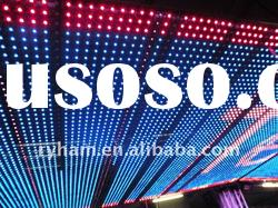 flexible outdoor full color led screen