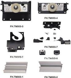 furniture sliding cabinet door fittings FH.TM003, cabinet hardware