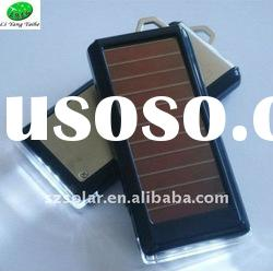 high capacity portable mobile phone solar charger