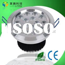 high quality 15w led downlight
