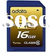 high quality 8GB memory sd card class6 high speed 8gb sd cards