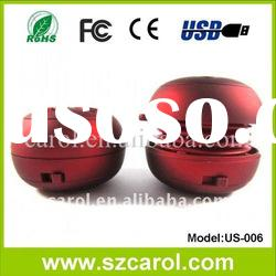 high quality portable mini rechargeable speaker
