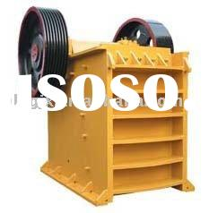 high quality primary jaw crusher of new design