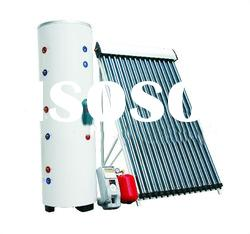 high quality split heat pipe collector solar water heater