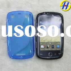 hot TPU GEL cell phone case for blackberry Orlando