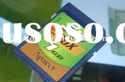 hot sale sd card 1gb memory card