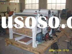 hot selling Double roller cotton opener rag tearing machine