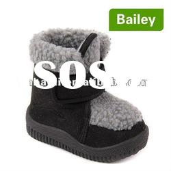 injection sole snow boots