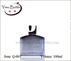 new glass bottle empty bottles with 100ml