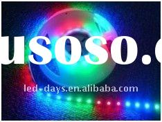 nonwaterproof 5050RGB-54 decorative indoor led strip light