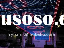 p20 flexible outdoor full color led display
