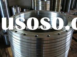 pipe flange forged welding neck flanges large size RF/A105