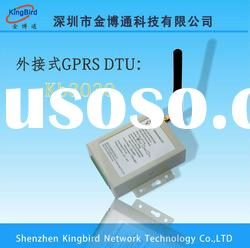 plug and play!! wireless networking,gprs/sms demodulator RS232/485