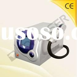 skin rejuvenation+hair removal IPL equipment with CE