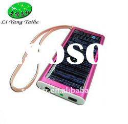 solar power universal mobile phone charger,solar power charger for travelling and hiking
