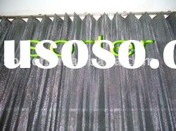 sorter's metallic cloth for interior decoration,spangle sequin mesh fabric curtain