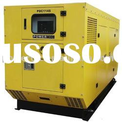 soundproof and water-cooled diesel generator