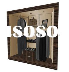 top quality mdf display stand for clothes