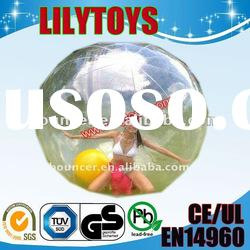 transparent inflatable water ball /water walking ball
