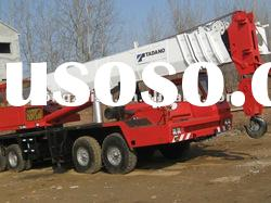 used crane Tadano truck crane 80tons loading capacity origin in Japan in BEST price