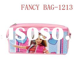 zipper pencil bag for girl