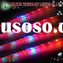 18w Tube Red:Bule:Orange=7:1:1 hydroponics greenhouse led grow light