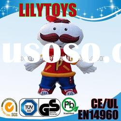 2012 New Year hot selling --inflatable model cartoon walking