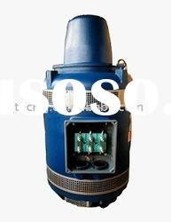 2012 type electric motor with deep well pump