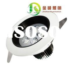 5x1W LED down LED light LED recessed light
