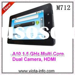 7 inch A10 1.5 GHz Capacitive Tablet PC HDMI DDR3