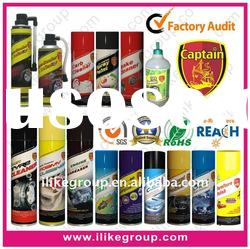 Auto Car care products, Dashboard Cleaner; Dashboard Spray Wax