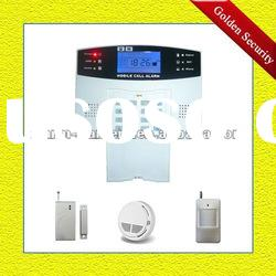 China Supplier Home alarm GSM with build-in backup battery