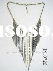 Fashion Hot Sale Long Charm Necklace