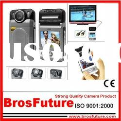 HD720P Portable DVR with 2.0 Inch TFT LCD Screen