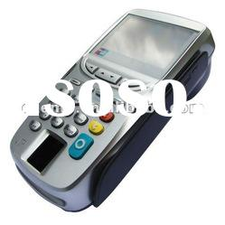 Handheld EFTPOS Terminal with Contactless Card Reader and Printer