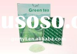 Health Product Green Tea Flavor Instant Tea Powder