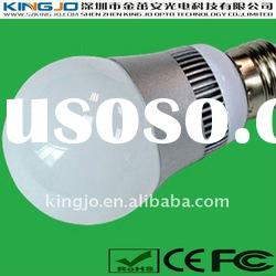 High Quality Low Price 3W LED Bulb with E27 Base