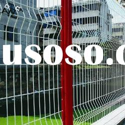 High quality welded wire mesh fence panels