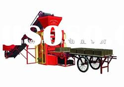 Hot selling manual brick making machine QTJ4-26C (Tianyuan Brand)