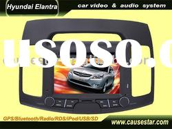 Hyundai Elantra Car DVD Player GPS