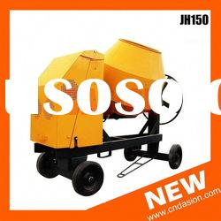 JH150 Portable Concrete Mixer better after-sale service and training