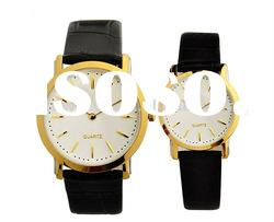 lover watches fashion with leather strap ykd