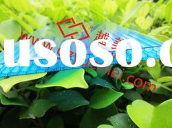 new products cellular polycarbonate honeycomb hollow sheet