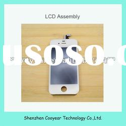 original new lcd assembly for iphone 4g white paypal is accepted