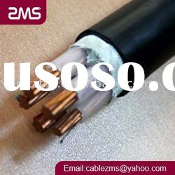 1kV Electric Cable with Copper Conductor XLPE Insulation PVC sheath