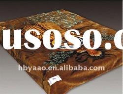 200*240cm 100% polyester customize printed Blanket
